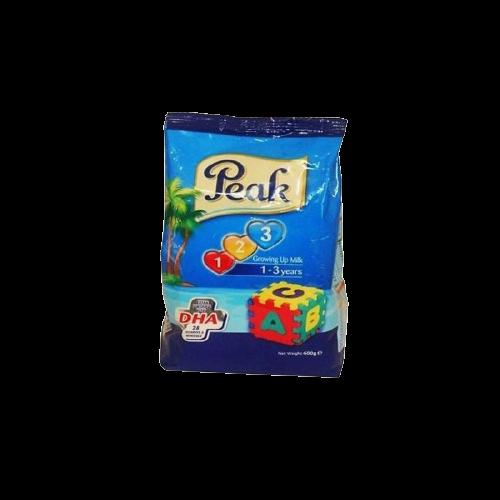 2667 thickbox default Peak 123 Growing Up Peak Milk Refill Pack 400g removebg preview