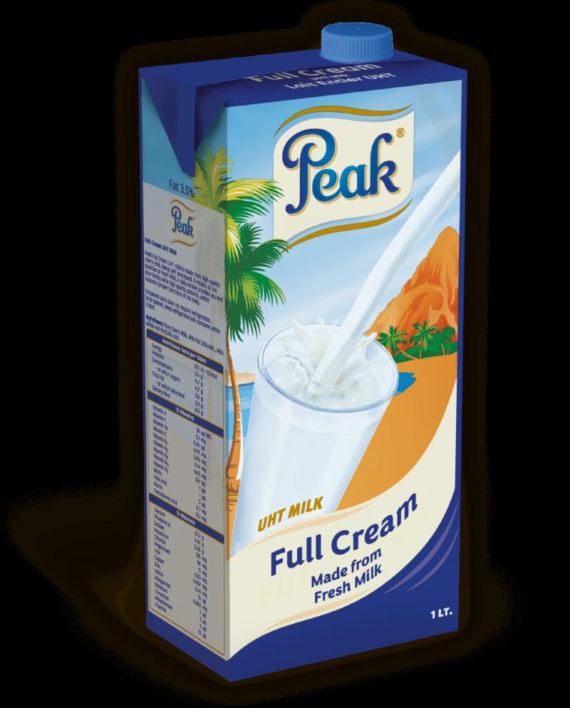 Peak UHT Milk Full Cream 1L