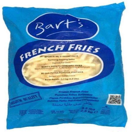 Mondelle French Fries 1kg