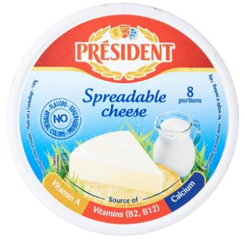 PORTION CHEESE